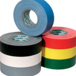 General Purpose Coloured Cloth Tape