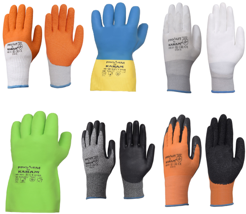 Hand Protection & Safety Gloves