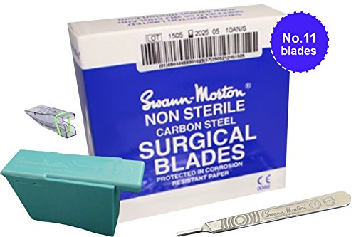 Swann Morton Scalpel Blades & Handles