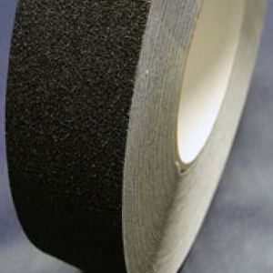 Anti Slip Non Slip Grip Tape Self Adhesive Black 50mm x 18m