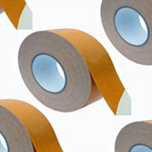 "Double Sided Cloth High Tack Tape 2"" x 45m"