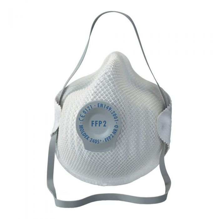 FFP2 Face / Dust Mask Respirator With Valve (5)