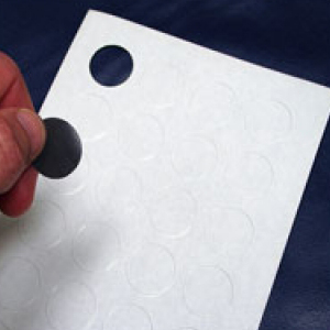 Flexible Magnetic Adhesive Dots 15mm