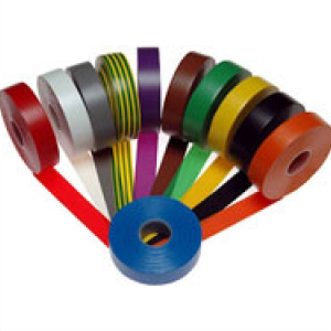 Electrical PVC Tape Orange 19mm x 33m