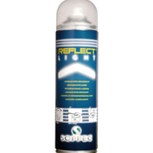 Soppec Reflective Spray Paint 500ml Indigo Industrial Supplies Ltd Essentials For Industry