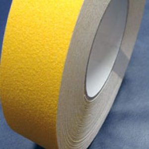 Antislip Tape Self Adhesive Yellow 25mm x 18m