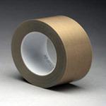 3M® 5453 PTFE Teflon Glass Cloth Tape 25mm x 36 Yards x 8.3 Mil (call for price)