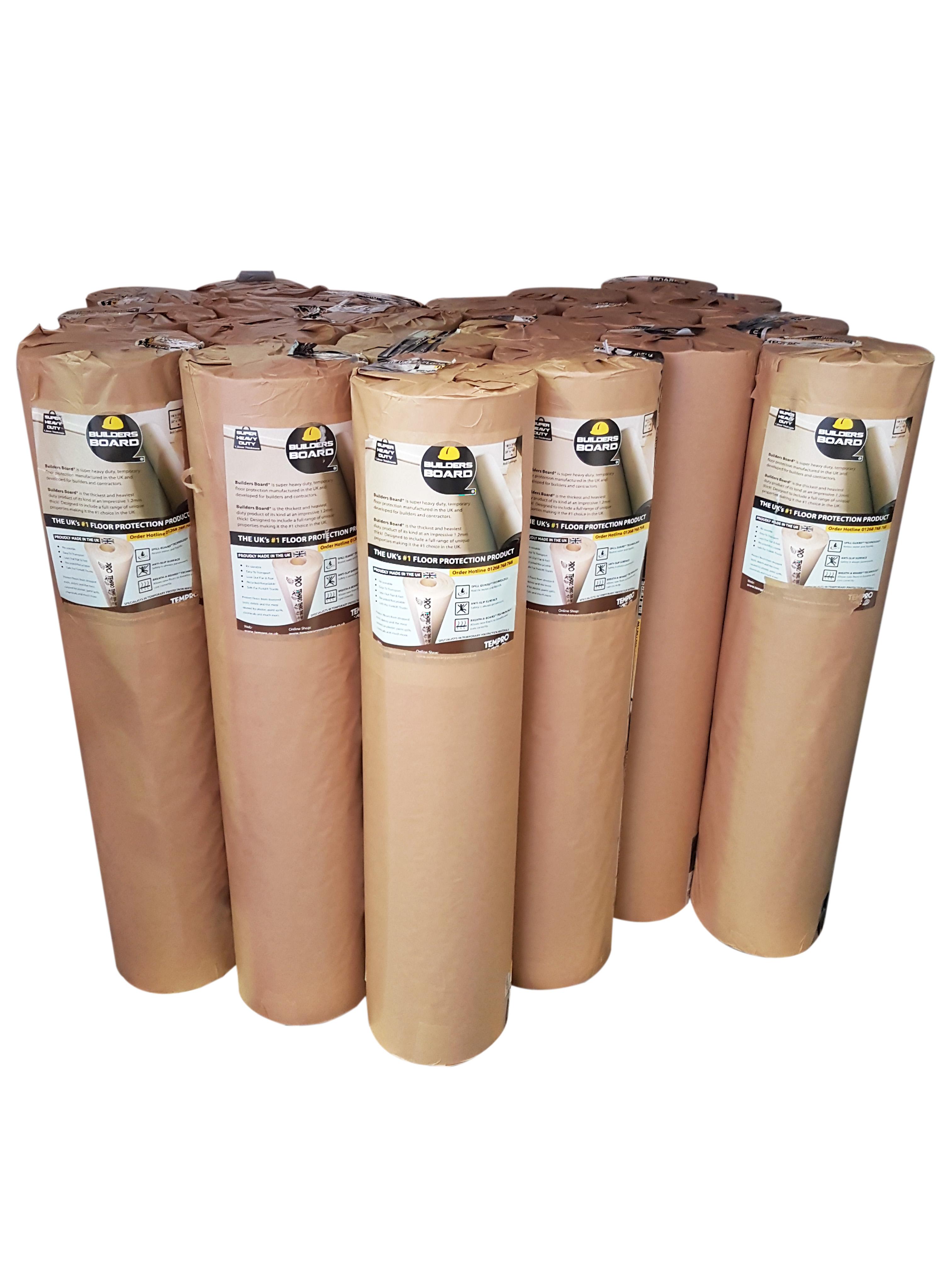 Builders Board® Super Heavy Duty Floor & Surface Protection