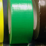 "Cloth Tape Adhesive Light Green 3"" x 45m"
