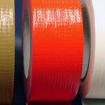 "Cloth Tape Adhesive Red 4"" x 45m"