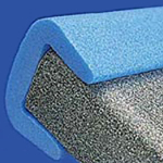 "Foam Edge Protector ""U Profile"" To Fit Thickness 15mm-28mm"