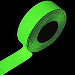 Grip Non Slip Anti Slip Tape Glow in the Dark Self-Adhesive 25mm x 18m
