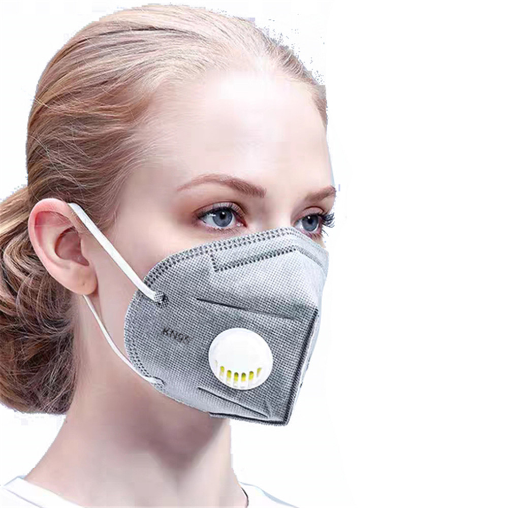 Face Mask Respirator KN95 (VALVED) (Box of 5)