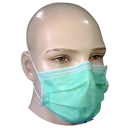 Dental Face Masks (50X) FFP2 Type 2